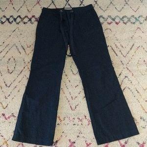 Banana Republic linen/cotton pants